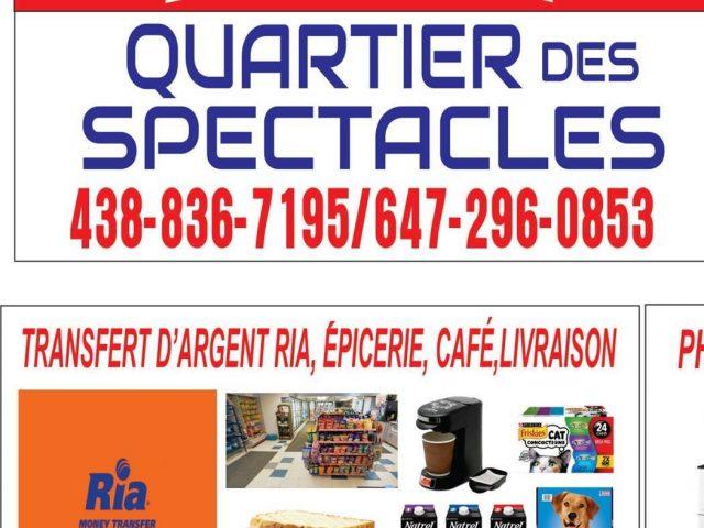 Dépanneur Quartier des Spectacles