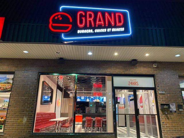 Grand Burger Blvd.