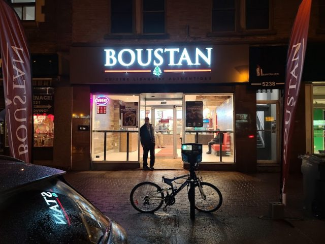 Boustan @Queen Mary