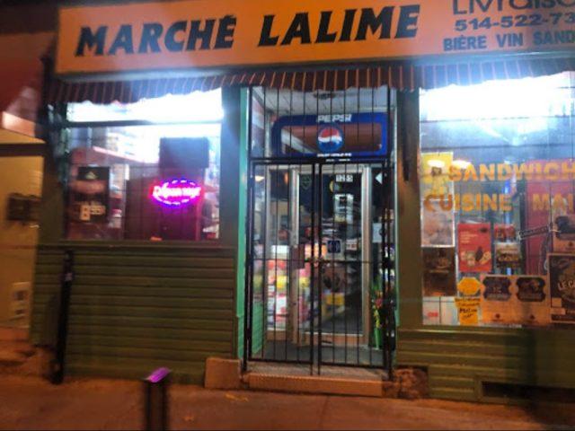 Marché Lalime