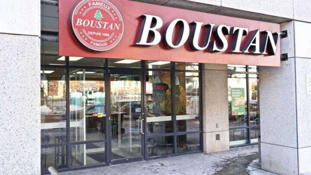 Boustan @ Cote des Neiges